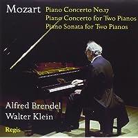 Mozart Piano Concerto No. 17, Piano Concerto for Two Pianos etc.