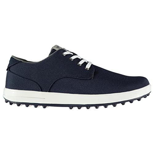 Slazenger Hombres Zapatos de Lona Golf: Amazon.es: Zapatos y complementos