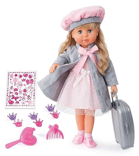Bayer Design 94635 46cm Charlene Funktionspuppe mit Haaren und Schlafaugen günstig kaufen Babypuppen Sonstige Babypuppen