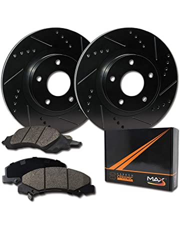 2009 VW Passat 4Cyl Max Performance Ceramic Brake Pads R
