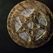 Amazon.com: Esteatita Pentacle Altar Tile: Home & Kitchen
