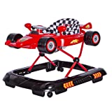 Amazon Price History for:Dream On Me Victory Lane Activity Walker, Red
