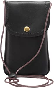 Small Cross Body Bag for Women, Travel Phone Pouch Bag for iPhone Xs Max, 11 Pro Max, Xs, X, 8 Plus, 7 Plus, 6 Plus Cell Phone Purse