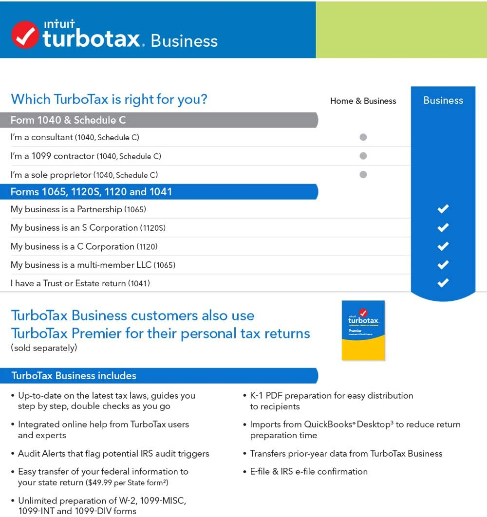 form 1065 turbotax  TurboTax Business 9 Tax Software [PC Disc]