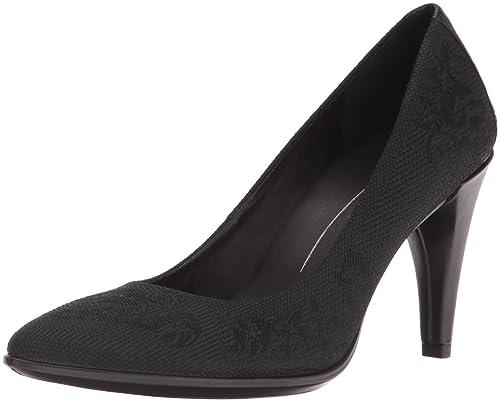 ECCO Shape Pointy Ballerina, Zapatos de Tacón para Mujer: Amazon.es: Zapatos y complementos
