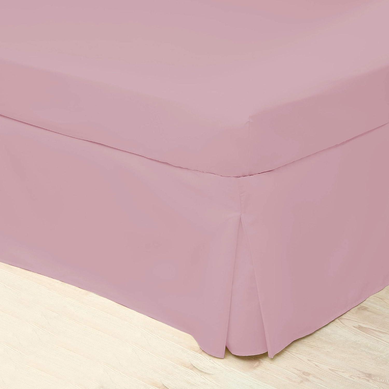 Belledorm - Cubre canapé de Cuidado fácil (Double) (Rosa ...