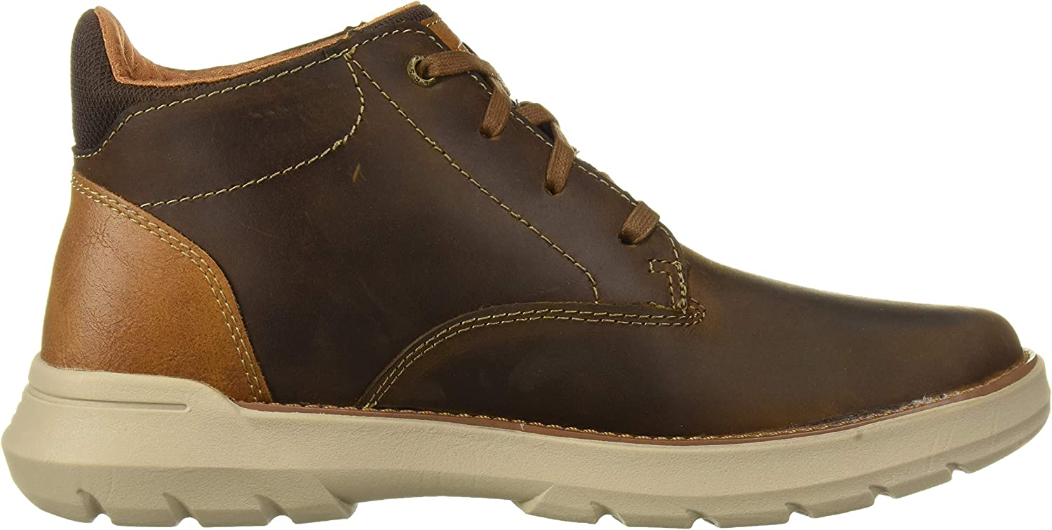 Skechers Mens Doveno-molens Lace Up Boot Hiking