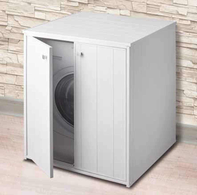 Negrari AM5013P - Mueble cubrelavadora XXL para todas las ...