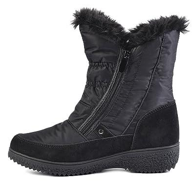 new arrival b0a29 11077 Superfit Women's Celine Winter Boot (6 M US Women) Black ...