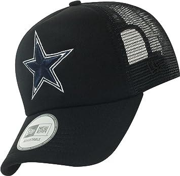 Dallas Cowboys Christmas Hat.New Era Dallas Cowboys Holiday Trucker Nfl Cap Amazon Co Uk