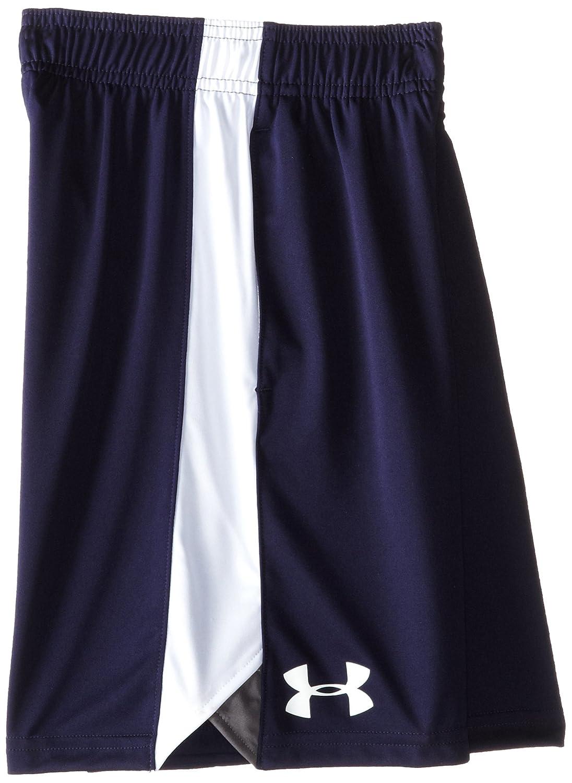 Prenda Juventud XS Under Armour Fitness Eliminator Shorts Azul marino medianoche grafito