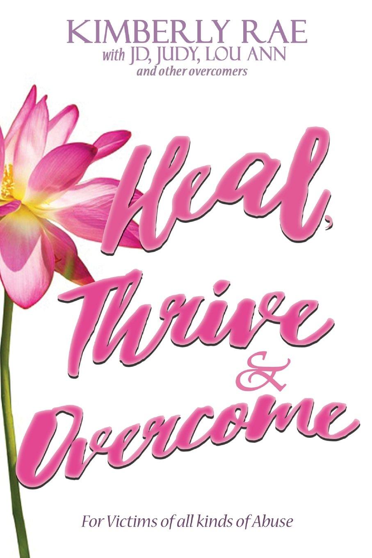 Overcomer: A Journal of Hope for Women Who Hurt: Kimberly Rae ...