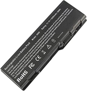 Fancy Buying New Laptop Battery for Dell Inspiron 1705 6000 6000D 9200 9300 9400 E1705