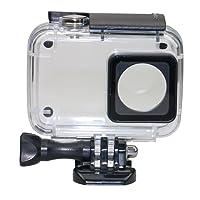 Kupton Case for Xiaomi 4K/ Yi 4K+/Yi Lite/YI Discovery 4K Diving Protective Housing Waterproof Case 40m for Xiaoyi 4K Xiaomi II / Yi Lite Action Camera with Bracket