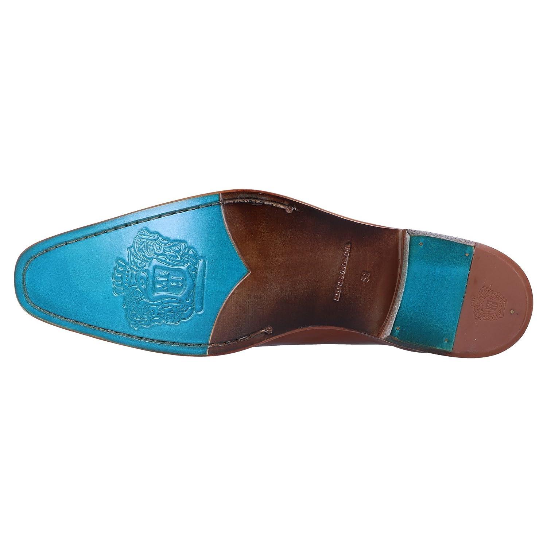 Mode Melvin & Hamilton Alex 3 Grau Business Schuhe Herren