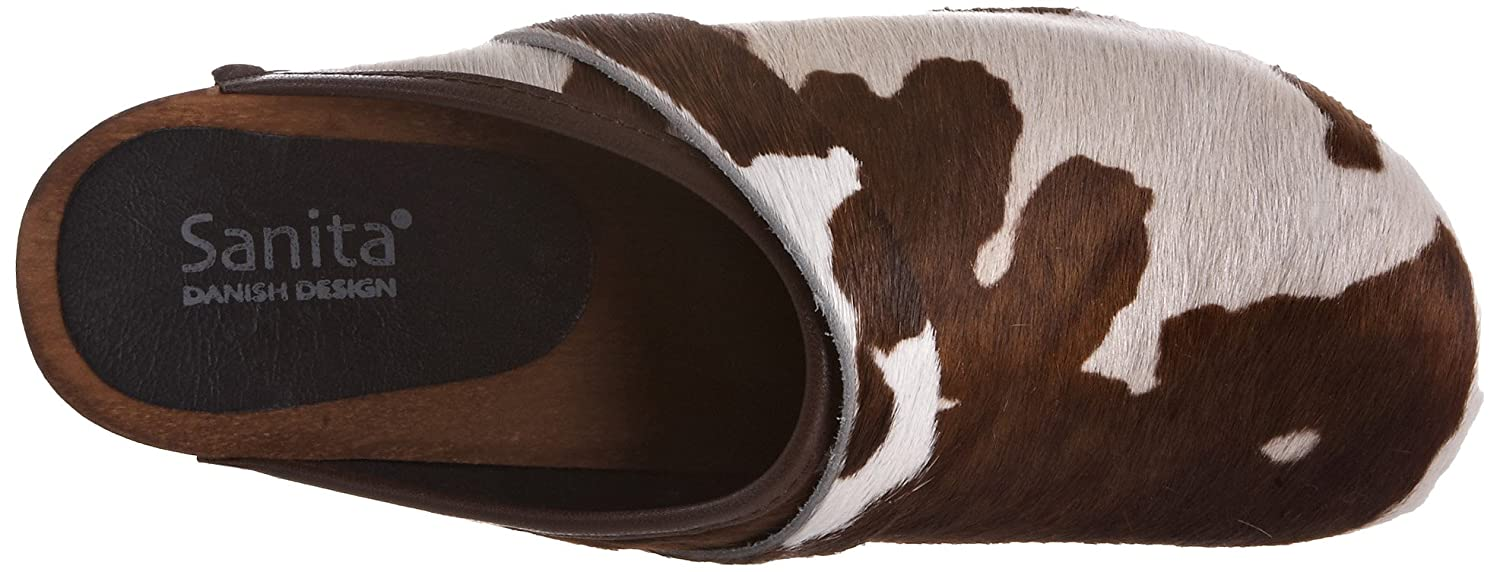 c6179fb9597 Sanita Women's Wood-Caroline Open Mule