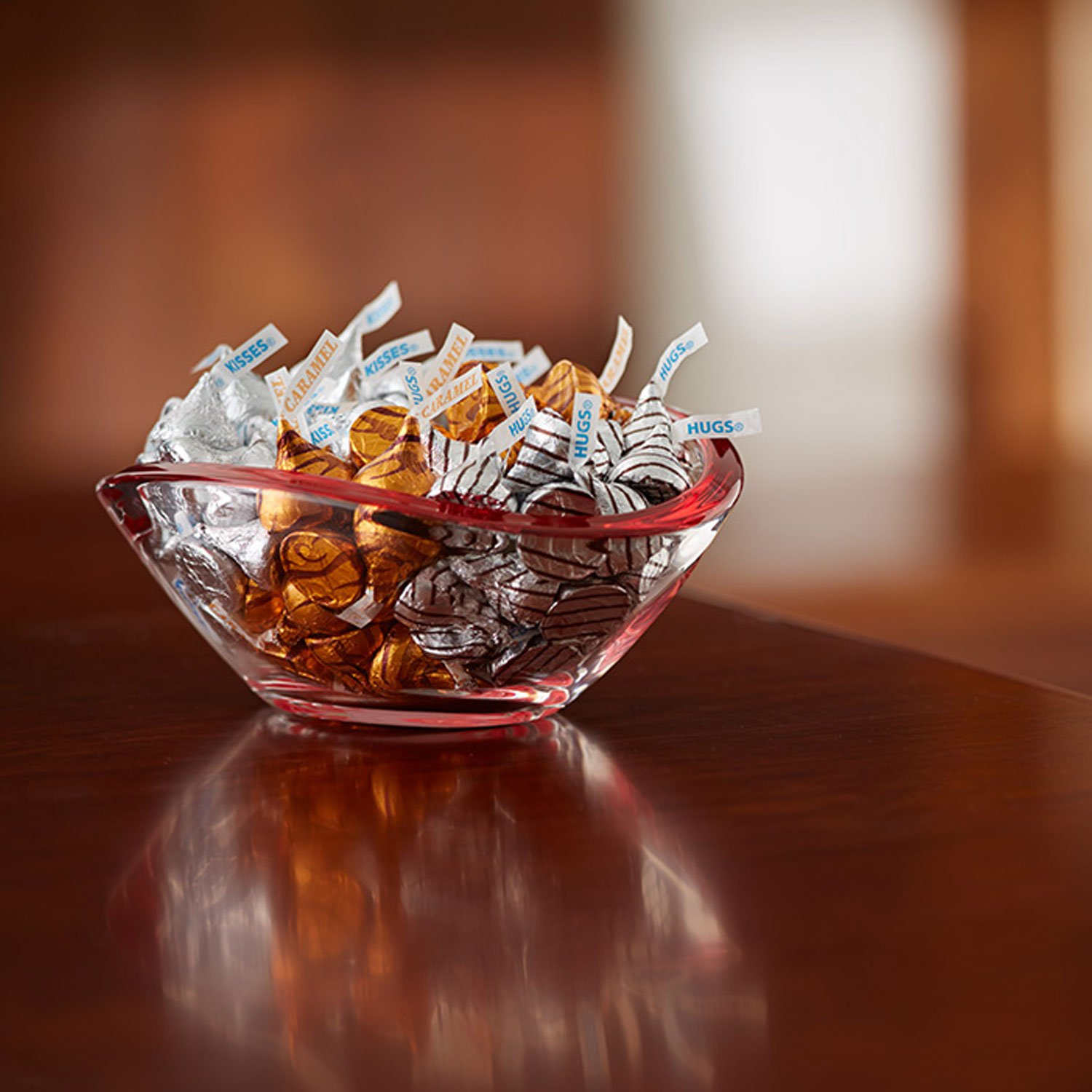 HERSHEY'S KISSES Chocolate Candy, 25 Pound Bulk Candy by Kisses (Image #3)