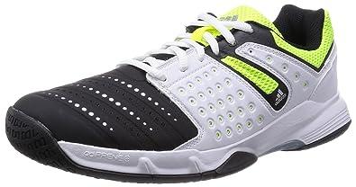 Adidas Corte Stabil 12 Uomini Di Pallamano Scarpe Nero (Cnero / Silvmt