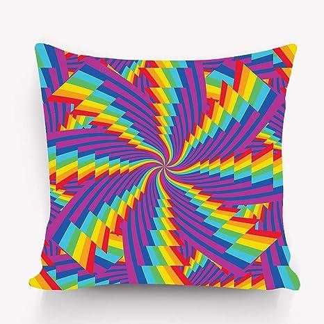 Xunulyn Fundas para Almohada Throw Pillow Cushion Cover ...