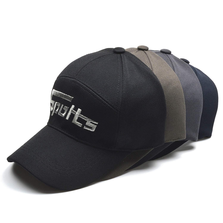 TokLask New Elasticity Sports Baseball Cap Men Hip Hop Trucker Cap Gorras para Hombre Snapback Hat Fitted Dad Hat