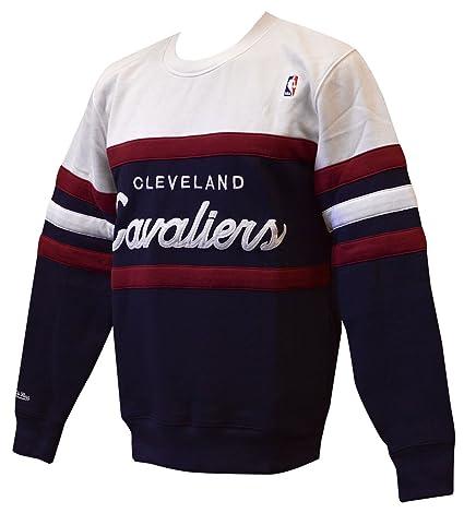 huge discount 8f222 6102f Amazon.com : Mitchell & Ness Cleveland Cavaliers Head Coach ...