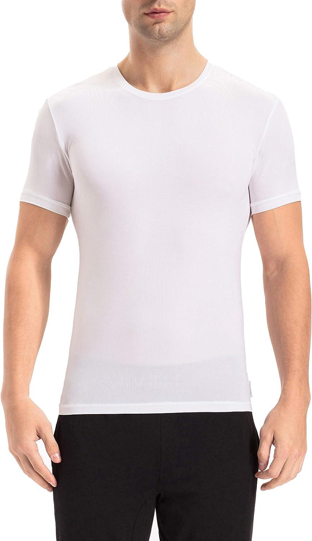 Calvin Klein Underwear Mens Light Short Sleeve Crew Neck Tee