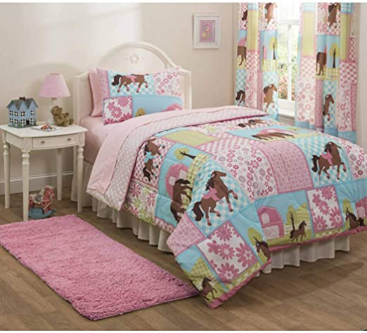 Twin Comforter Sets For Girls