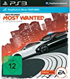 Electronic Arts Need for Speed: Most Wanted, PS3 PlayStation 3 German, English video game - Video Games (PS3, PlayStation 3, Racing, Multiplayer mode, E10+ (Everyone 10+))