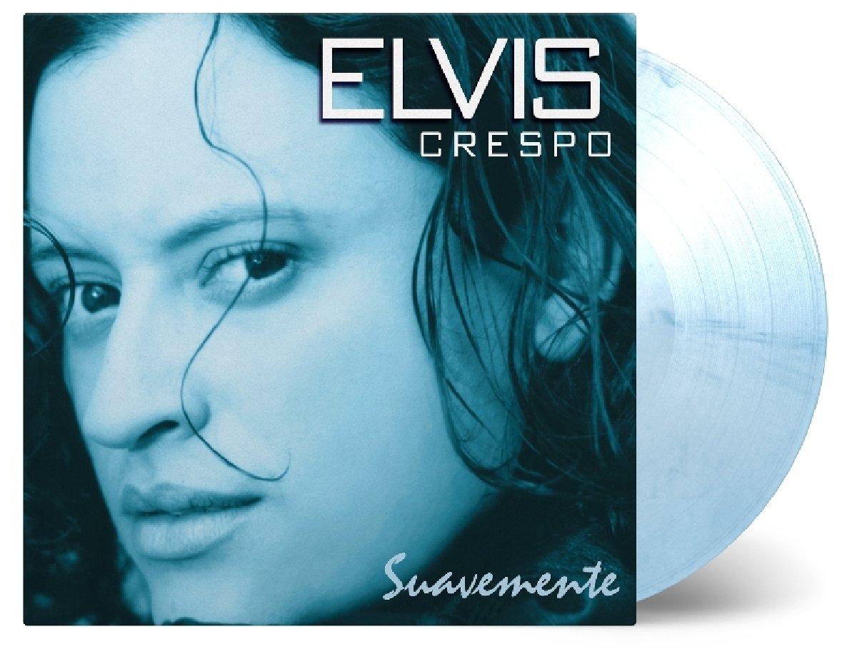 Vinilo : Elvis Crespo - Suavemente (Holland - Import)