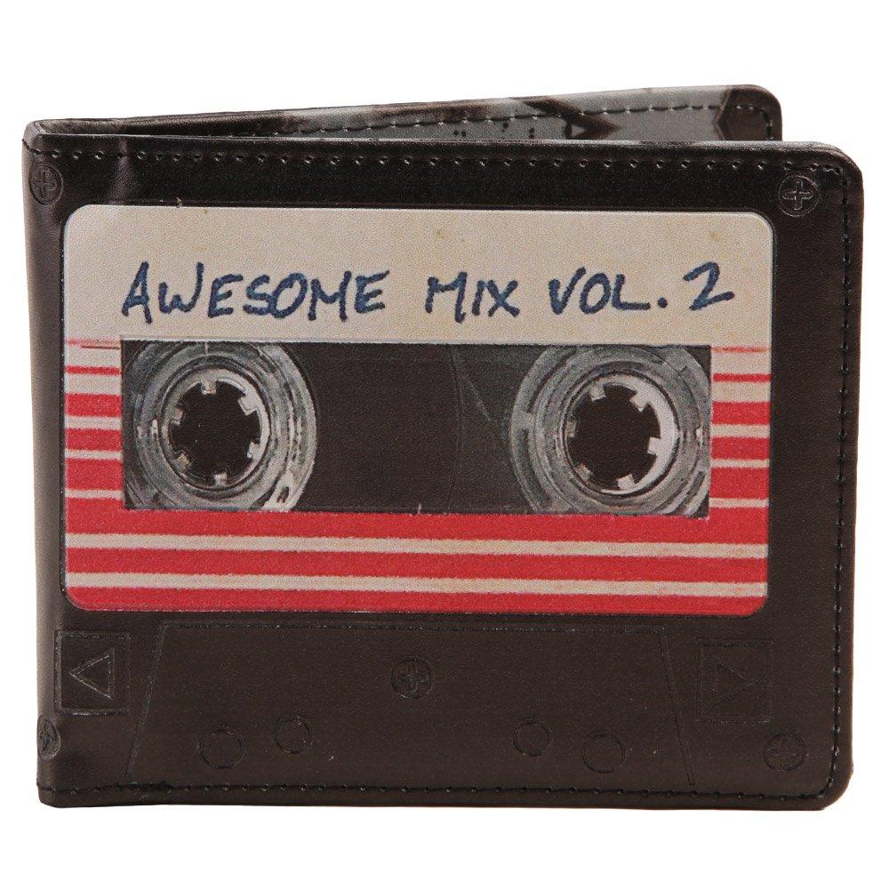 MARVEL マーベル ガーディアンズ オブ ギャラクシー リミックス オーサム ミックス テープ ウォレット B0713T24NM