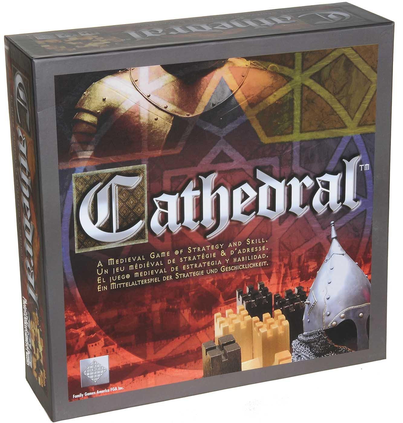 calidad oficial Cathedral Game _ Cathedral Medieval Medieval Medieval Strategy Game for 2 Players  buena calidad