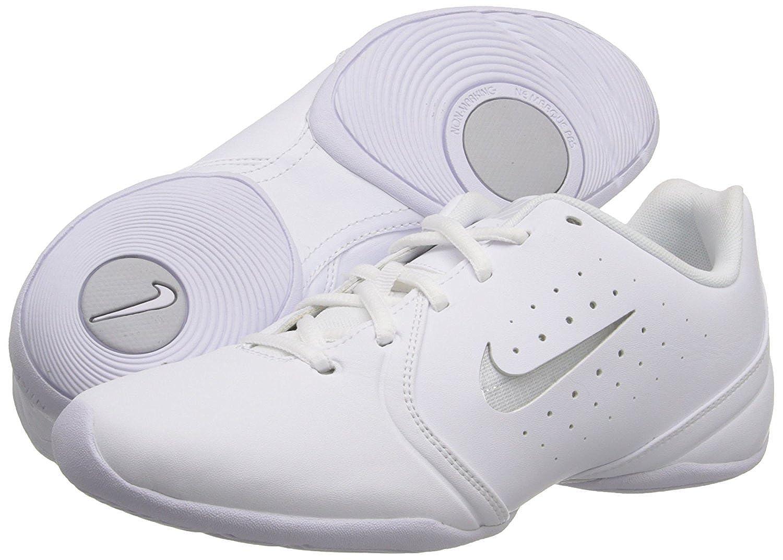 59bd2243e2 Amazon.com | Nike Sideline III Cheer Shoes Womens White | Road Running