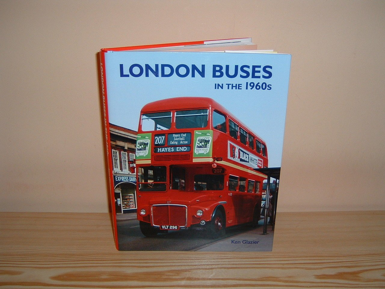 London Buses in the 1960's