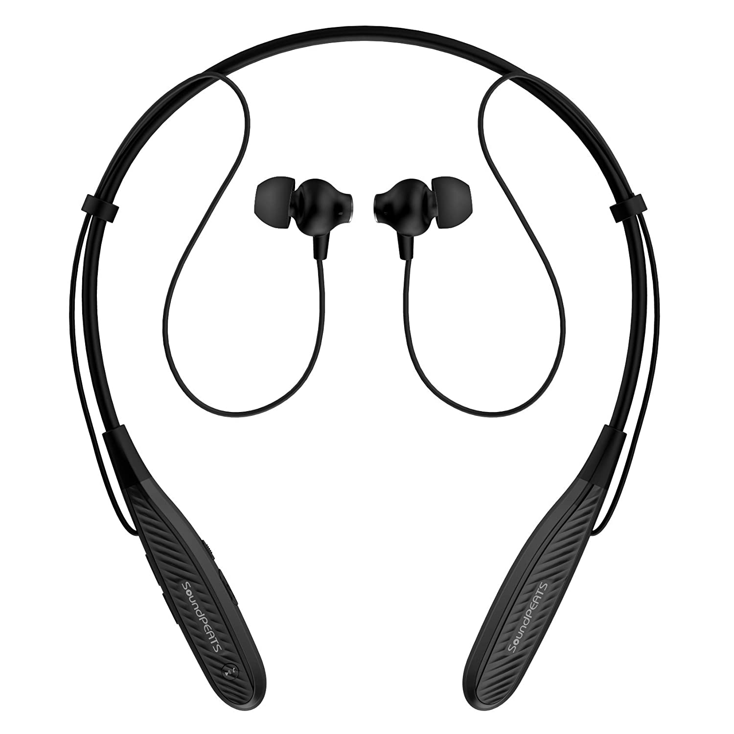SoundPEATS Bluetooth Headphones with Mic