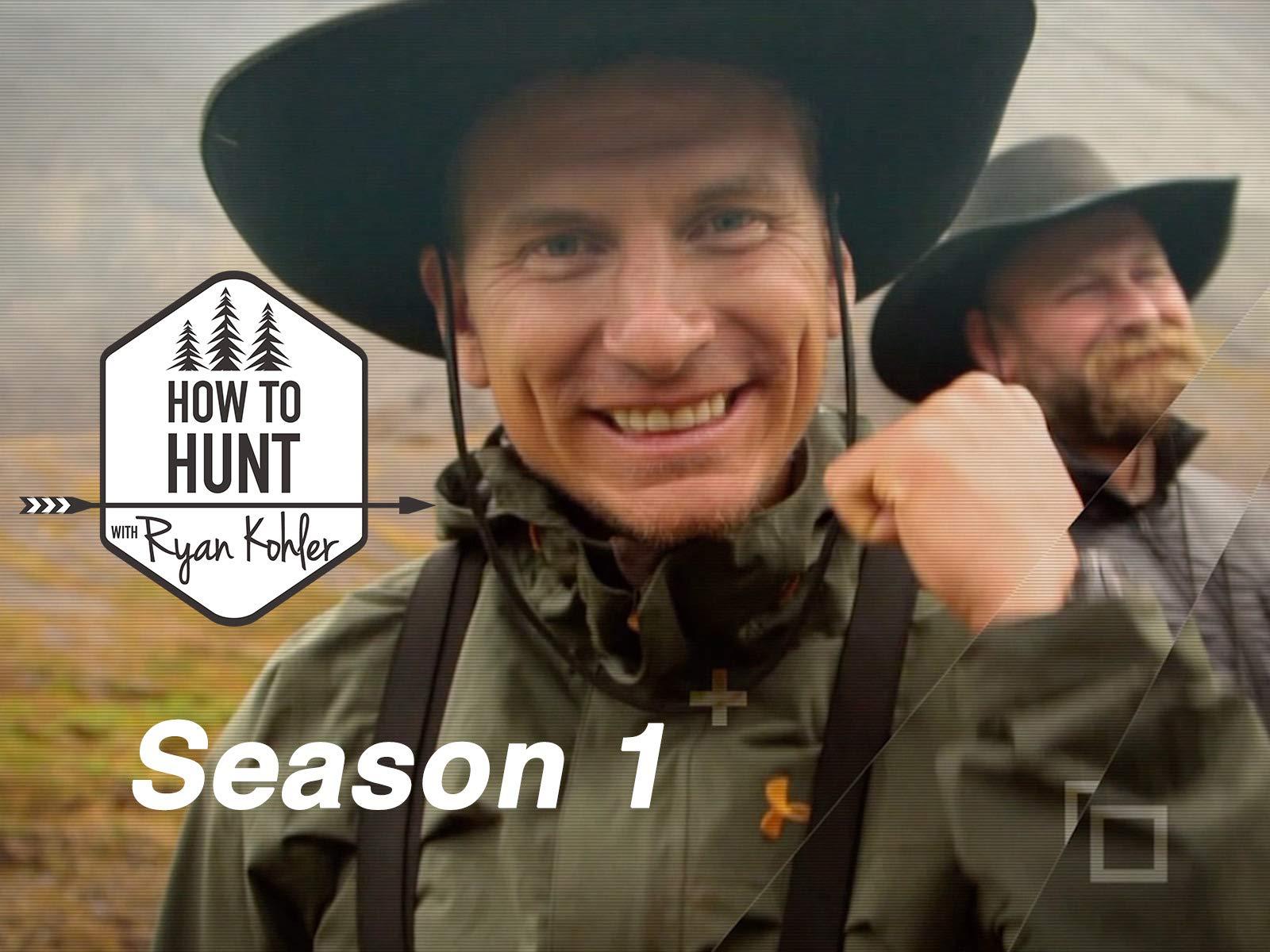 How to Hunt with Ryan Kohler on Amazon Prime Video UK