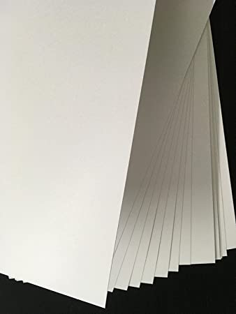 manbhari Superfine and high bright water   marked bond paper 90GSM Set of 100PCS Computer Paper