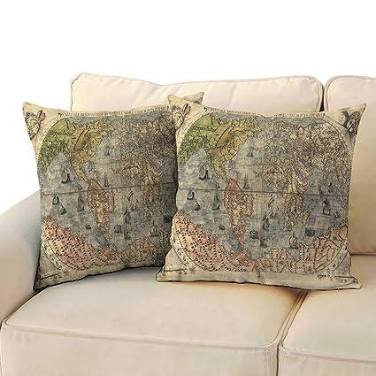 Amazon.com: RuppertTextile Antique Living Room Sofa Hug ...