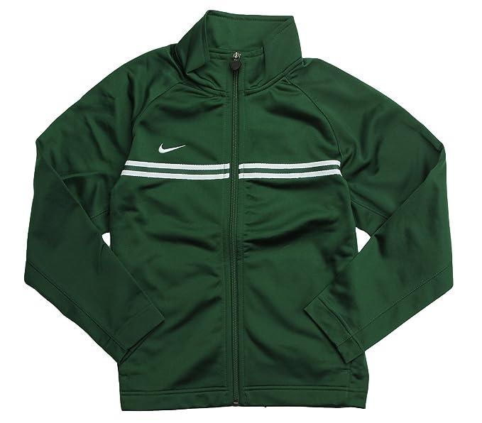 faa569ead711 Amazon.com  Nike Big Boys Youth Rio Full Zip Track Jacket  Sports   Outdoors