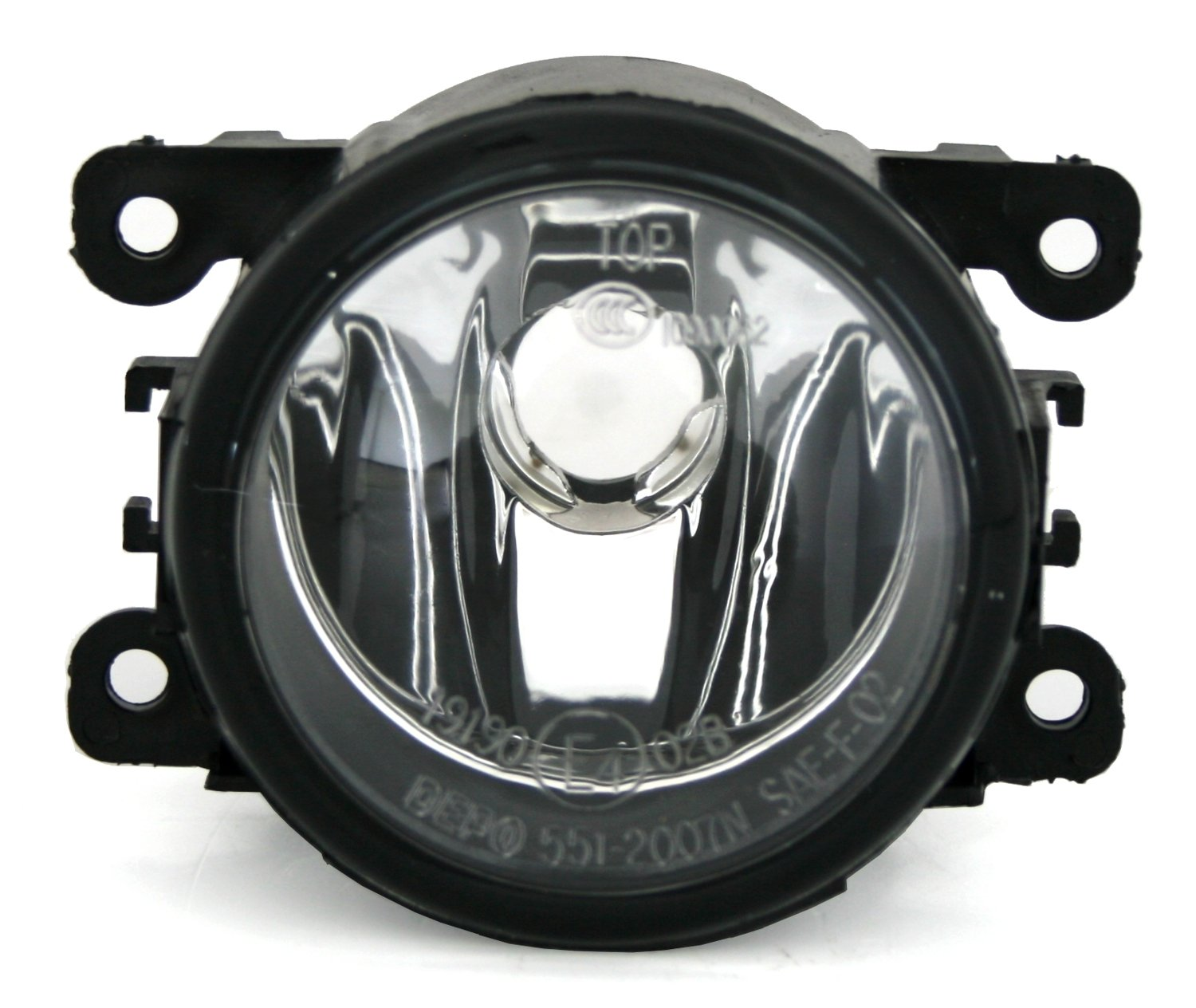 1 KG Fog Light Left or Right Side H11/ Halogen QTY AD Tuning GmbH /& Co