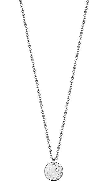 dd835455952a ESPRIT Damen-Kette mit Anhänger 925 Silber rhodiniert Zirkonia Weiß  Brillantschliff  Amazon.de  Schmuck