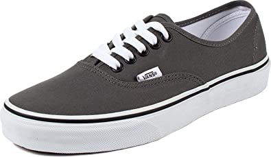 27269eae26 Vans - U Authentic Shoes in Pewter Black