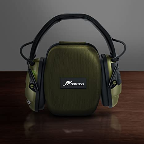 Review Earmuff Case, Howard Leight
