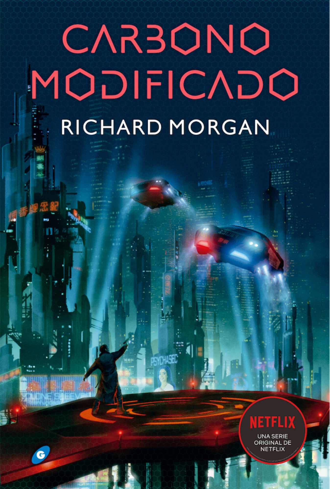 Carbono Modificado (Tapa Dura): Amazon.es: Morgan Richard: Libros