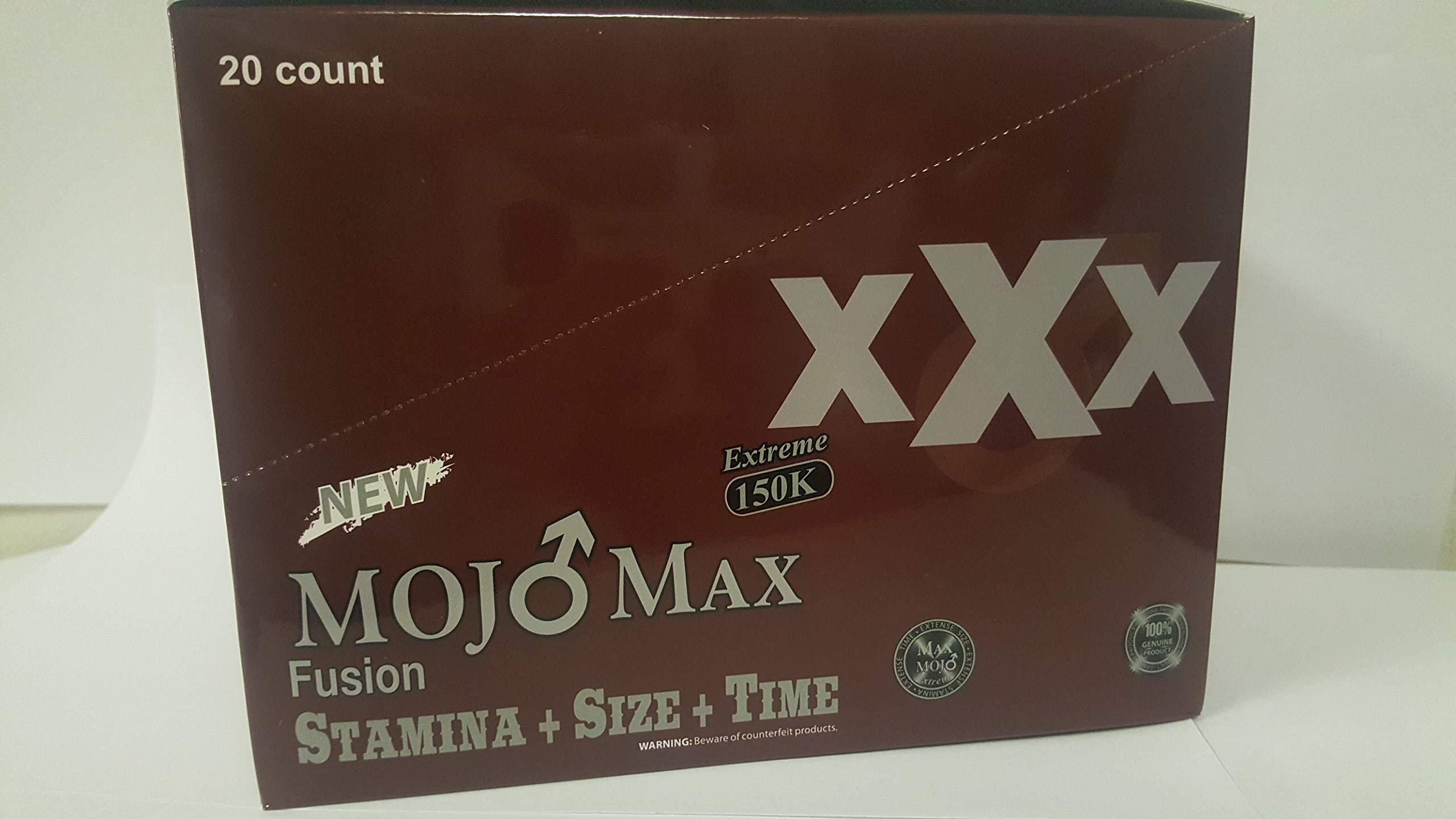 Sex Pills Mojo Fusion Max by MOJO FUSION MAX XXX (Image #3)