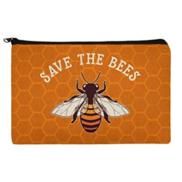 Save The Bees - Estuche organizador de bolígrafos de miel ...