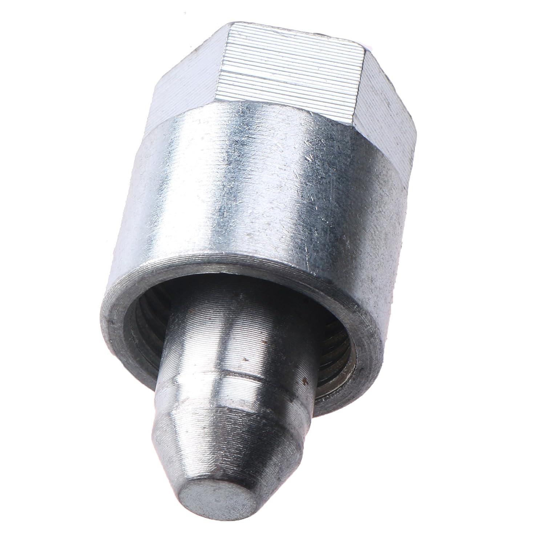 Friday Part Diesel Fuel Injector Cap/Block-Off Tool M18 18MM for 2006-2011 6.6L Chevrolet/GMC Duramax (LBZ & LMM) and 2007-2017 6.7L Dodge/Cummins