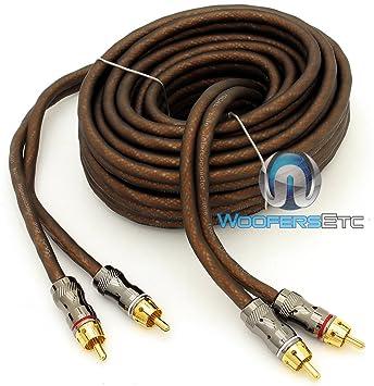 Amazon.com: ER5 - Focal Audio 5 Meter (16.4 Feet) Elite RCA ...