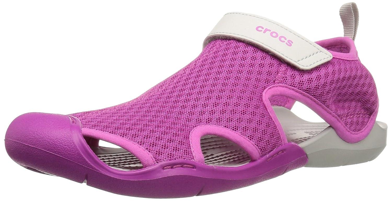 [Crocs] レディース Swiftwater Mesh Sandal W   B01H73705U