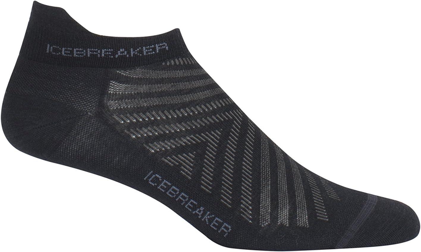 Ultralight Micro Socken Icebreaker Herren Mens Run