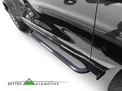 Ram 1500 Accessories >> Amazon Com Better Automotive 3 Side Steps For 2019 Dodge